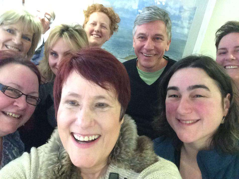 The Therapists Network Meeting in Crowborough at GWiz Training